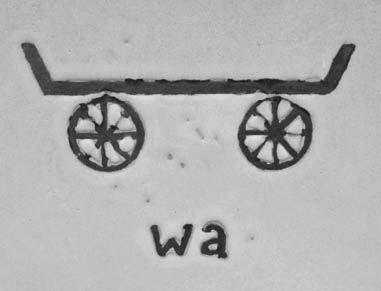 Wa (wagon) tile