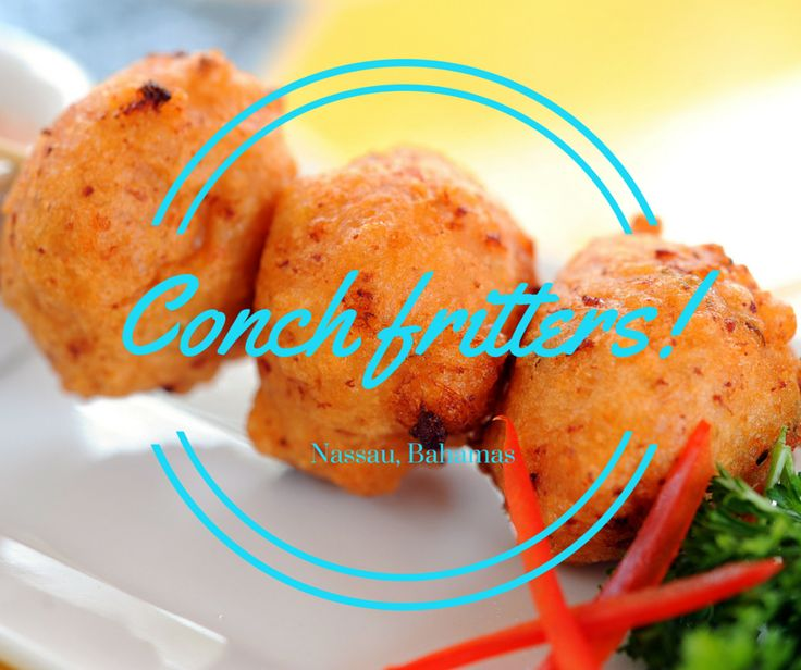 Make your own conch fritters with this easy recipe!  http://www.nassauparadiseisland.com/recipe-conch-fritters/
