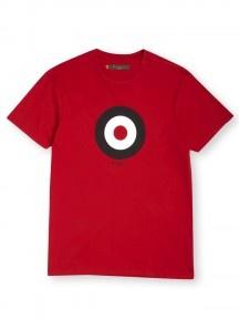 Classic Target Print T-Shirt