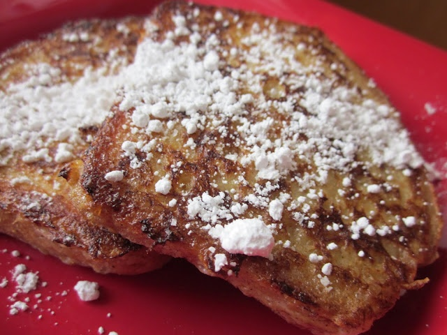 Gluten Free French Toast | food! | Pinterest