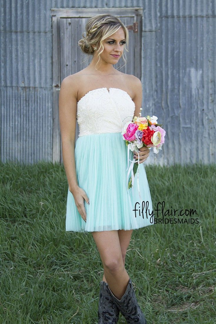 122 best Bridesmaid Dress images on Pinterest | Dress in, Brides and ...