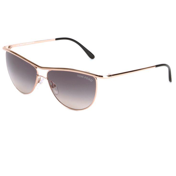 Tom Ford TF0182 HELENE 28B Sunglasses – Gold/Blue