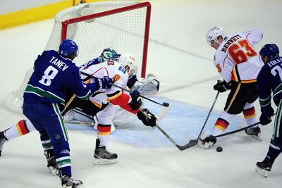 Flames vs. Canucks, 2015 NHL playoff results: 3 things we learned in Vancouver's 2-1 win