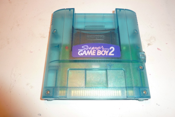 Adaptador Gameboy Super Gameboy 2 Para Super Nintendo C Caja