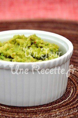 Photo de la recette Guacamole maison