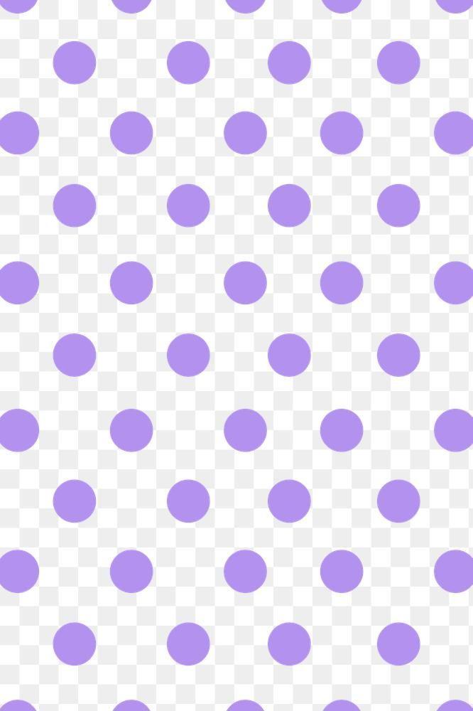 Pastel Purple Polka Dots Pattern Design Element Free Image By Rawpixel Com Aew Polka Dot Pattern Design Polka Dot Pattern Pattern Design
