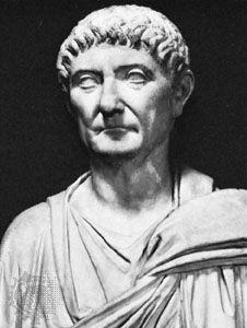 Emperor Diocletian (245 - 313 AD)