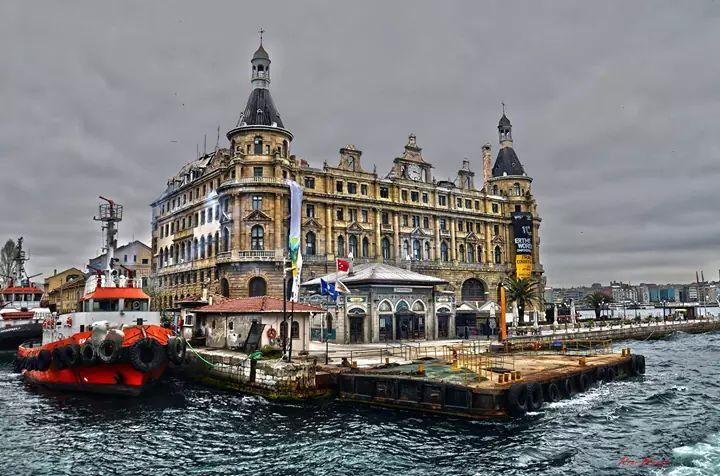 Haydarpaşa Garı - İSTANBUL