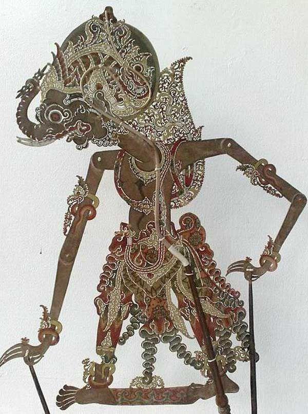 Galeri Wayang Pitoyo Com Wayang Kulit Purwa Cirebon Abad Ke 16 Wirasentika Seni Galeri Sejarah