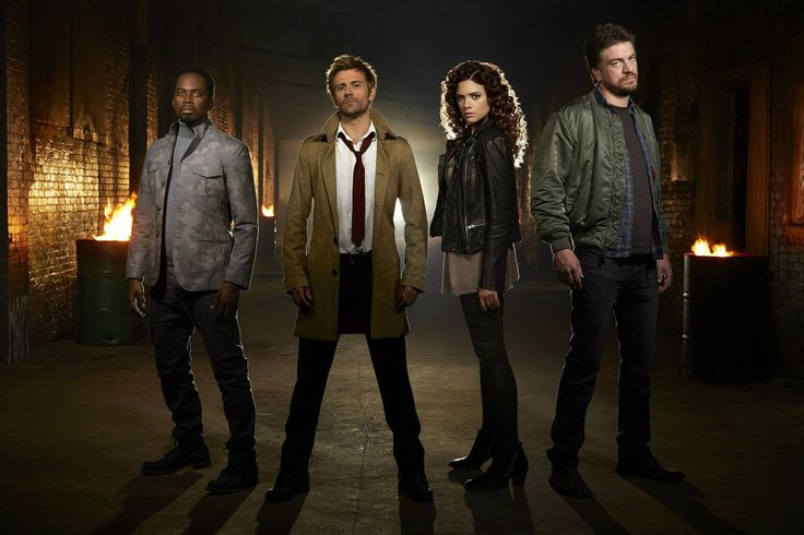 'Constantine' Series Review & Recap With Matt Ryan's John Constantine officially heading to 'Arrow' this fall, we decided to give you guys a proper review/recap of the unfortunately cancelled 'Constantine'.  We discuss why NBC killed it, our thoughts on Liv Aberdeen (the pilot's audience proxy), and the series regular characters, Zed, Chas, Manny, Papa Midnite, and of course, John Constantine himself!  We talk the show's triumphs, the show's failures, the top three storylines we want…