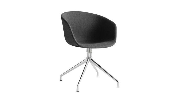 Hay About a Chair 21 Swivel Armchair Upholstered