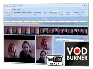 Record Skype Calls on Windows with VodBurner