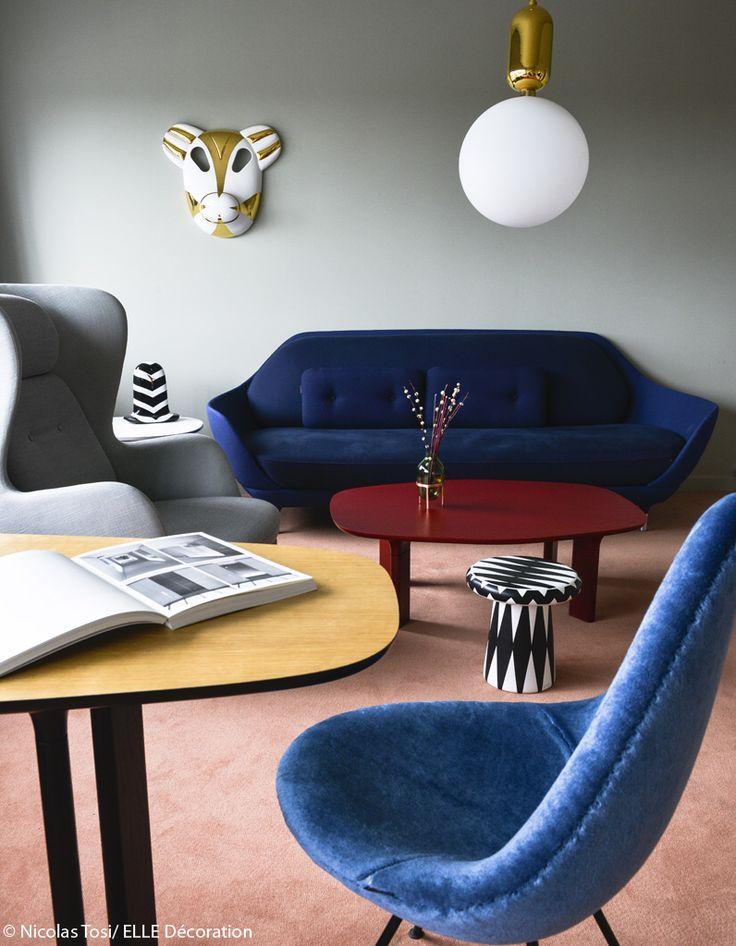 modern living room color