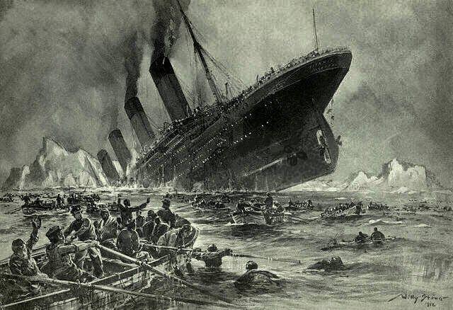 Pensamiento crítico: Los pasajeros del Titanic, diferencias de clase ha...