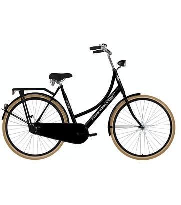 Een nieuwe fiets kan ik ook wel gebruiken...