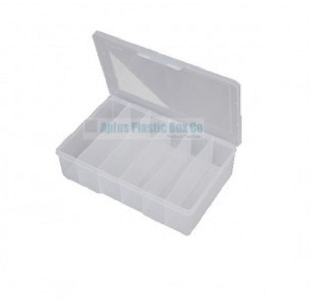 6 Compartment Storage Box for more information go to plasticboxco.net.au