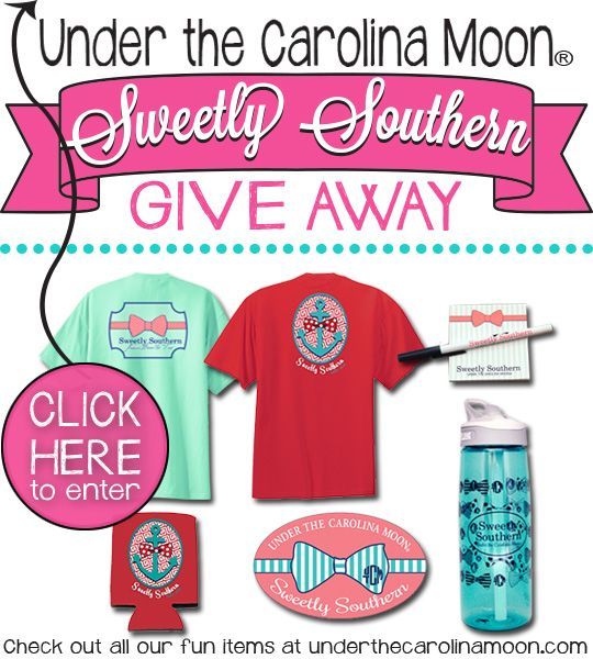 ENTER TO WIN! $50 Sweetly Southern Gift Card