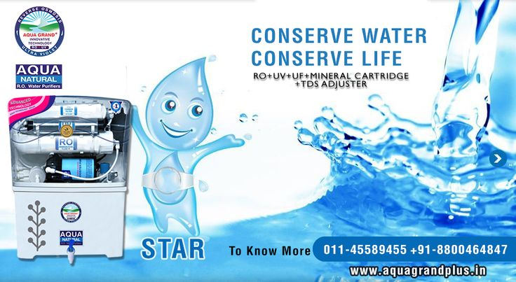 Conserve Water Conserve Life !!! #AquagrandPlus #Star #Water #CleanWaterForIndia #WaterPurifierIndia #ROPurifier Visit Us- www.aquagrandplus.in Call Us-011-45589455 / +91 8800464847