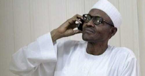 President Trump Confirms Phone Call to Nigerian President, Muhammadu Buhari...See Details (Watch Video)