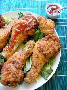 DOLCEmente SALATO: Pollo fritto all'americana