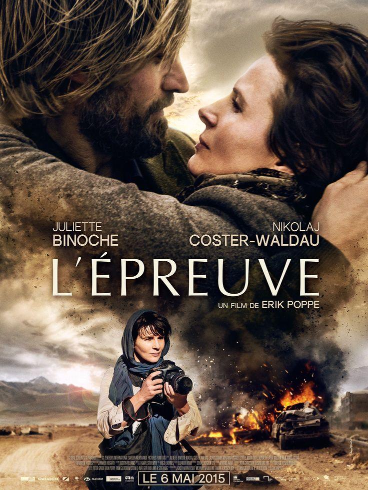 L'Epreuve est un film de Erik Poppe avec Juliette Binoche, Nikolaj Coster-Waldau. Synopsis : Rebecca est une photographe de guerre de renommée internationale. Alors qu'elle est en reportage en Afghanistan pour suivre un groupe de femmes qui pr
