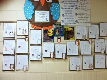 Teaching students to write in the non fiction genre. This templet was used for students to plan a non fiction article on a topic of their choice. T...