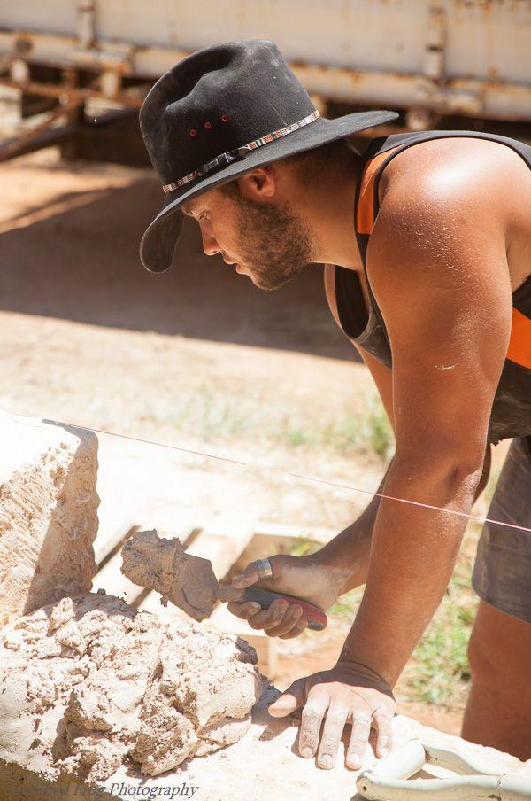 Part D: A day in the life. Of a builder. f/5 1/5000 ISO 400 105mm