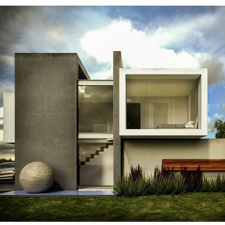 Love how this home forms together via architecturenow- architecture, design                                                                                                                                                                                 Más