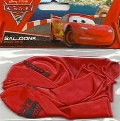 A068264 - Cars Latex Balloons Please note approx. 14 day delivery time. www.facebook.com/popitinaboxbusiness