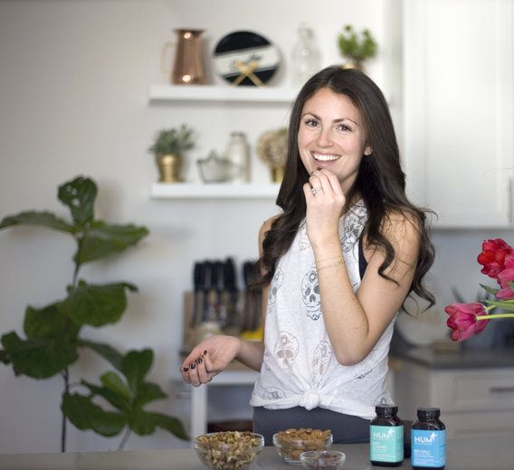 A look at health expert @rachlmansfield  7 all-natural tips for beauty—starting from the inside out (it includes HUM Nutrition!)