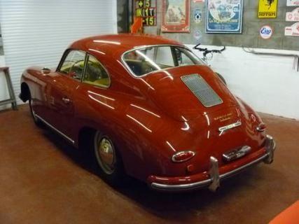 1958 Porsche 356A T2 #VCI #vintagecars #classiccars
