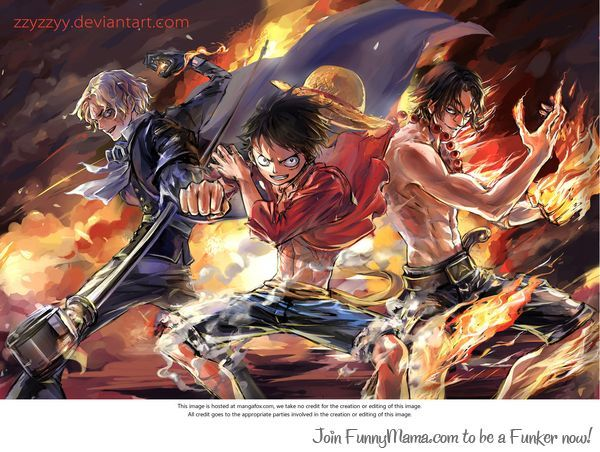 312 Best Images About One Piece On Pinterest
