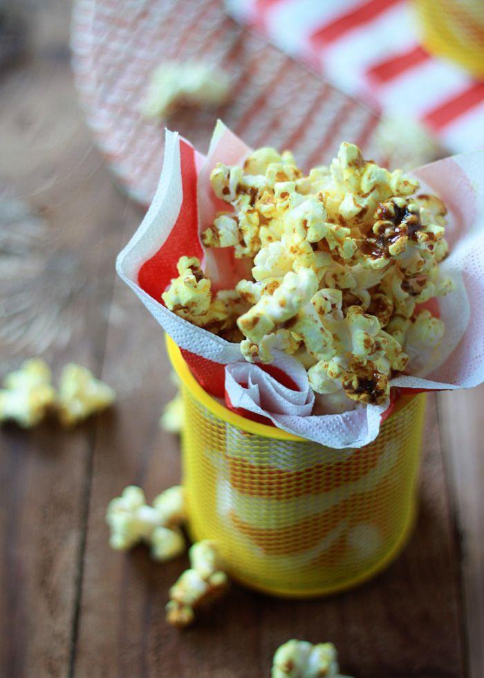 23. Spicy Curry Popcorn #recipes #healthy #popcorn http://greatist.com/eat/healthy-popcorn-recipes