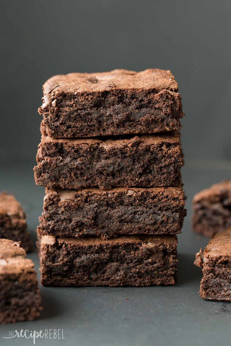 Absolutely the Best Brownies Ever + RECIPE VIDEO