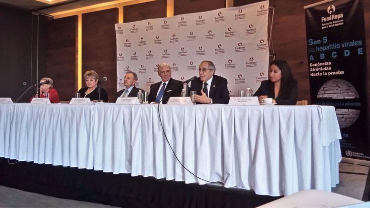 Trabajando juntos México sí puede eliminar las hepatitis por virus como Problema de Salud Pública - http://plenilunia.com/novedades-medicas/trabajando-juntos-mexico-si-puede-eliminar-las-hepatitis-por-virus-como-problema-de-salud-publica/45911/