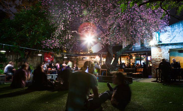 The Ten Best Beer Gardens in Melbourne