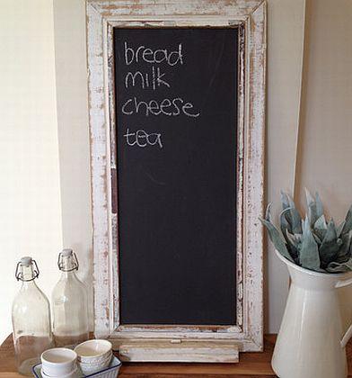 Rustic Cafe Chalkboard