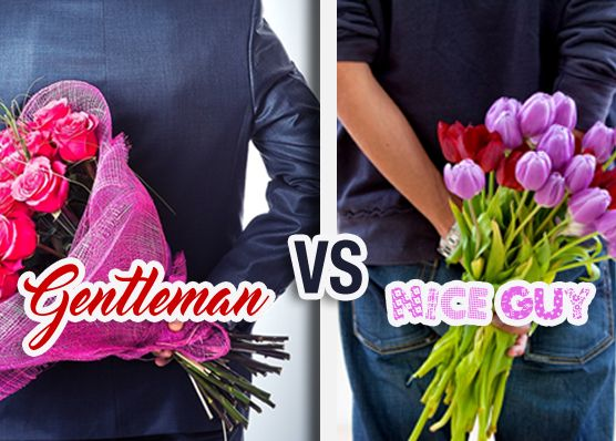 Know the difference between being a gentleman and just being a nice guy. ‪#‎TheBlackRhinoDateTips‬ ‪#‎HandsomeRule‬ ‪#‎theblackrhinoph‬ ‪#‎GentlemanVsNiceGuy‬