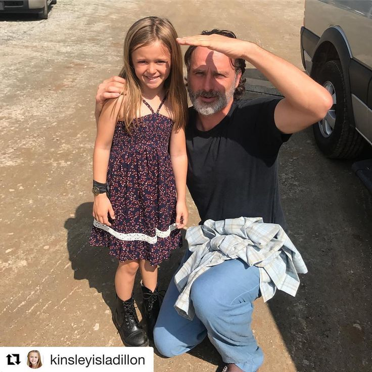 """1,984 curtidas, 15 comentários - Lisa Williams (@lcwilli1) no Instagram: """"Sweet💕 Andy & grown-up Judith actress Kinsley. #Repost @kinsleyisladillon ・・・ This guy is pretty…"""""""