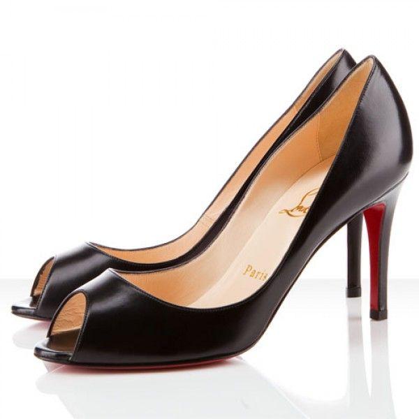 Sie Sie 85mm Leder Pumps Schwarz Online-Verkauf sparen Sie bis zu 70% Rabatt, einfach einkaufen ferner versandkostenfrei.#shoes #womenstyle #heels #womenheels #womenshoes  #fashionheels #redheels #louboutin #louboutinheels #christanlouboutinshoes #louboutinworld