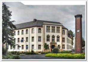 Fotos von Rheydt - Mönchengladbach - Impressionen aus Rheydt, Das Rheydter Amtsgericht