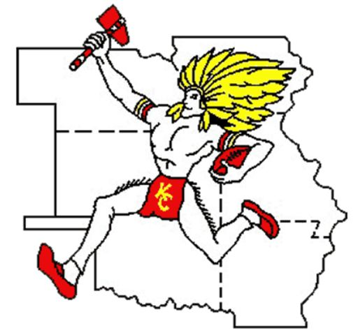 Vintage KC Cheifs Logo used from 1963-1969.
