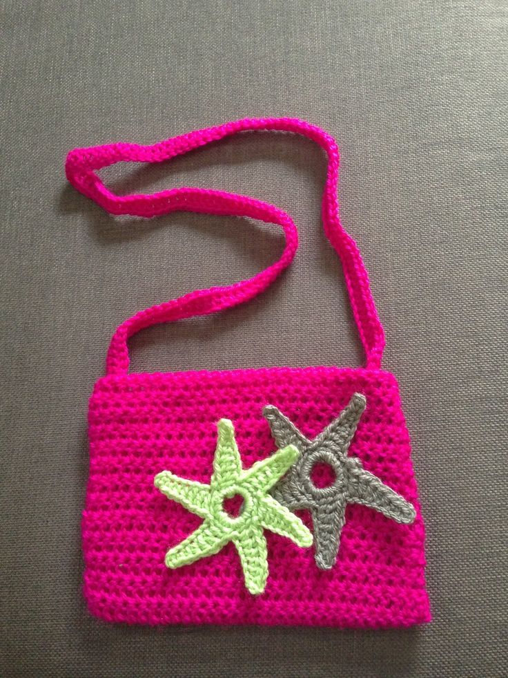 SmallCrochetGifts  Crochet small bag  Mothers Day gift for Yuli  Mother's Day Crochet Gift