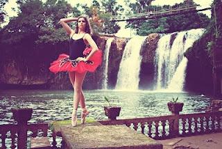 ballet + paronella park = spectacular