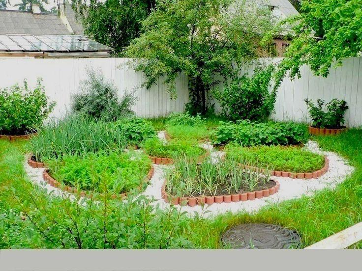 Great herb garden design veggy gardening pinterest for Vegetable herb garden design