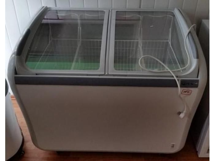 Lada frigorifica cu geamuri curbate Gram Bucuresti - Anunturi gratuite - anunturili.ro