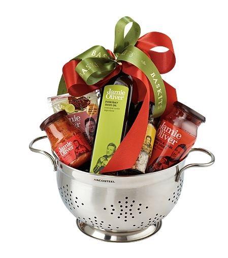 Jamie Oliver Gourmet Gift Basket