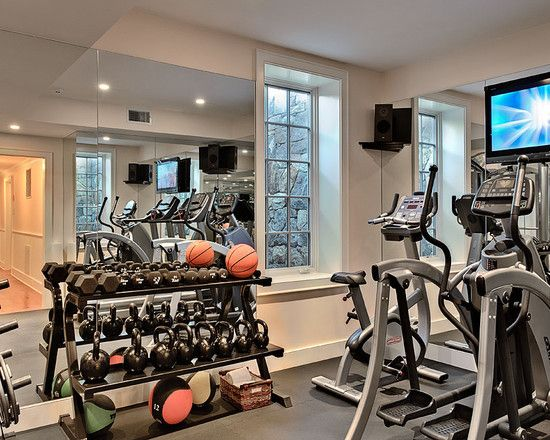 Home gym inspiration