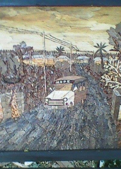 Obibini arts & crafts - african folk art hope