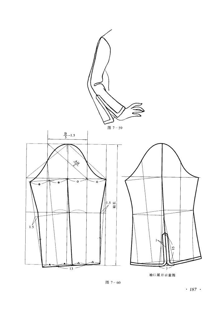 sleeves #sewing #patternmaking